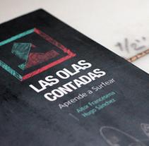 Las Olas Contadas. Um projeto de Design de Héctor Artiles - 09-06-2013