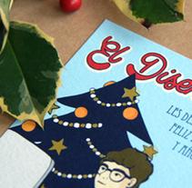 El Diseñador. A Design&Illustration project by MEITS         - 21.12.2013