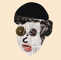 Collages. Un proyecto de Ilustración de pcarpena         - 27.12.2013