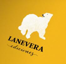 LANEVERA Ediciones. Un proyecto de Diseño e Ilustración de Ana Canavese         - 01.01.2014