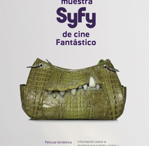 11ª Muestra Syfy de cine Fantástico. Un proyecto de Diseño de Teresa  - Martes, 07 de enero de 2014 00:00:00 +0100