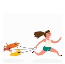 Run Run - Album ilustrado. A Illustration project by ana seixas         - 30.06.2013