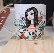 Su ilustrísima taza. A Design&Illustration project by Lydia Sánchez Marco         - 10.01.2014