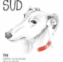 Ilustración y diseño de póster. A Design&Illustration project by Lola Abenza         - 09.10.2013