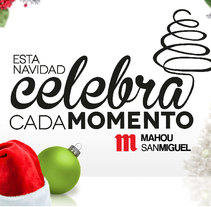 CELEBRA CADA MOMENTO. A Advertising project by Cecilia De Jorge - 14-01-2014