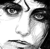 Caras. Un proyecto de Ilustración de Carlos Muñoz Guimerá - 31-12-2013