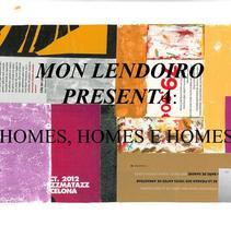 Homes, homes e homes. A Illustration project by Mon Lendoiro         - 16.01.2014