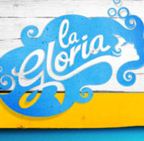 La Gloria. A Design, Illustration, Advertising, Art Direction, Product Design, and Web Design project by Creaas  - Jan 20 2014 12:00 AM