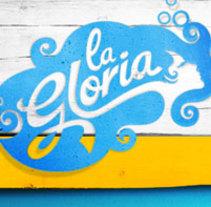 La Gloria. Un proyecto de Dirección de arte, Diseño, Diseño de producto, Diseño Web, Ilustración y Publicidad de Creaas  - Lunes, 20 de enero de 2014 00:00:00 +0100