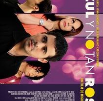 Azul y no tan rosa. A Film, Video, and TV project by Emilio Pittier García         - 22.11.2012