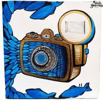 Exposición NANOS en lomography. Un proyecto de Ilustración de mondogominolo  - 30-01-2014