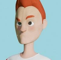 Personajes 3D. Un proyecto de 3D de José Manuel Rosillo Arjona - 15-02-2014