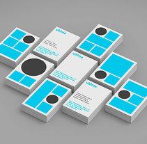 Ubime - Identidad. A 3D, Br, ing&Identit project by Oscar Espinosa - Feb 17 2014 12:00 AM