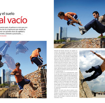 Le Parkour. A Photograph project by Víctor Salgado Llàcer         - 24.03.2012