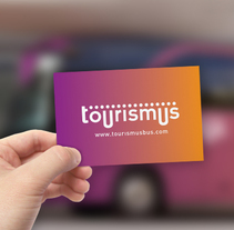 Tourismus. A Br, ing, Identit, Art Direction, Design, Graphic Design, T, and pograph project by Bakoom Studio  - 08.07.2013