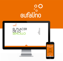 Bufalino. A Br, ing, Identit, Web Design, and Web Development project by Yury Krylov         - 26.02.2014