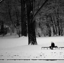 Winter peace. Um projeto de Fotografia de delval         - 27.02.2014
