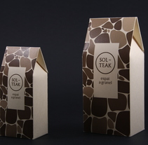 Solteak. A Graphic Design, and Packaging project by David Rodríguez València         - 14.12.2013