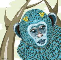 2mil monos.. Un proyecto de Packaging de Irene Ibáñez Gumiel - 04-03-2014