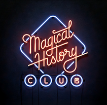 Magical History Club. A Design, Illustration, 3D, and Graphic Design project by Edu Torres         - 05.03.2014