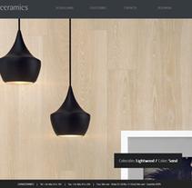 Living Ceramics. A Web Development project by Alex Peris         - 28.02.2014