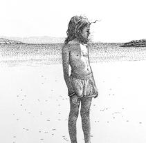 Standing by the sea thumbnail