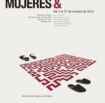 cartel de teatro. A Design, Art Direction, and Graphic Design project by Judith Cebrián de Pedro         - 10.03.2014