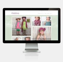 Kidstina. A Information Architecture, and Web Design project by Cristina Fabregas Escurriola         - 17.03.2014