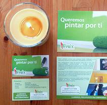 Diseño tarjeta y flayer. Un proyecto de Diseño gráfico y Publicidad de Fran Castillo - Miércoles, 19 de marzo de 2014 00:00:00 +0100