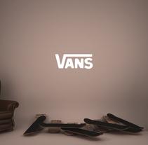 VANS WARPED TOUR. Un proyecto de Diseño, Publicidad, Motion Graphics, Cine, vídeo, televisión, 3D, Animación y Post-producción de Guille Llano - 19-03-2014