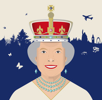 English Summer / English Celebrities 2. Un proyecto de Ilustración, Dirección de arte y Diseño gráfico de Capitoni         - 24.03.2014