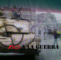 NO A LA GUERRA (Proyecto personal). A Photograph project by anna pons  - 24-03-2004