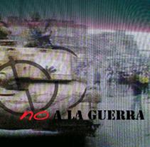 NO A LA GUERRA (Proyecto personal). Un proyecto de Fotografía de anna pons  - 24-03-2004