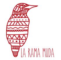 La Rama Muda, editorial independiente.. Um projeto de Br e ing e Identidade de Paloma Toscano         - 24.03.2014