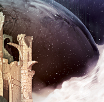 Laberinto del Zodiaco (Cover illustrated).. A Illustration, and Editorial Design project by Xavier Sanchez         - 24.03.2014
