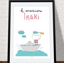 Láminas para niños!. Un proyecto de Ilustración de Marina Hernanz Rueda         - 27.03.2014