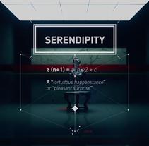 Serendipity. Um projeto de Design, 3D e Animação de Alberto Luque - 29-03-2014