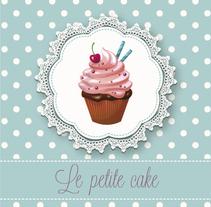 Le petitie cake. Um projeto de Design de Patricia García Rodríguez - 31-03-2014