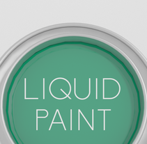 Liquid Paint. A Film, Video, TV, 3D, Animation, and Post-Production project by Ángela Juárez  - 09-04-2014