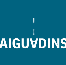 Aiguadins. A Br, ing, Identit, Design, and Graphic Design project by Anna Pigem - Jan 01 2007 12:00 AM