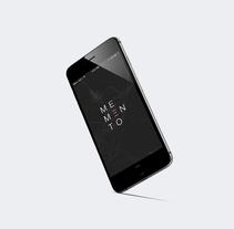 Memento. Um projeto de UI / UX, Direção de arte, Br e ing e Identidade de Carlos de Toro - 15-04-2014