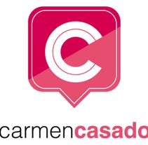 Carmen Casado Ticmotions. A Design, Creative Consulting, Graphic Design, Web Design, and Web Development project by FEDE DONAIRE         - 16.04.2014