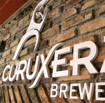 Curuxera Brewery. A Br, ing, Identit, and Graphic Design project by Think Diseño - 05-03-2013
