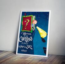 Maratón de Cuentos. Um projeto de Fotografia, Direção de arte e Gestão de design de Carlos Parra Ruiz - 23-04-2014