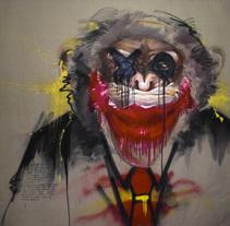 Homo Corruptus. Un proyecto de Bellas Artes y Pintura de Fran. J Gómez - 27-04-2014