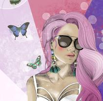 Ilustraciones . A Illustration, and Fine Art project by Gloria Sánchez         - 19.04.2014