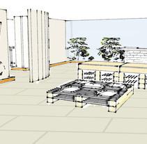 Aesthetic Center Design and Construction. Um projeto de Design, Arquitetura, Br, ing e Identidade e Arquitetura de interiores de Desiree Diaz Carrascoso         - 31.05.2014