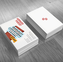 Udondo Motor (identidad corp.). A Graphic Design project by Iban  - 04-05-2014