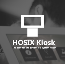 HOSIX Kiosk. A UI / UX project by Alex R Chies - May 13 2014 12:00 AM