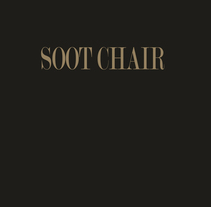 Soot Chair . A Design, 3D, Furniture Design, Industrial Design, and Product Design project by Manuel Lara Morant - 15-05-2014